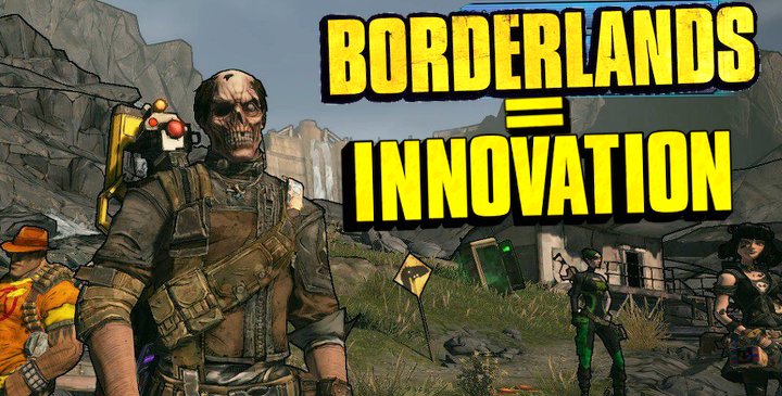 Borderlands innovation